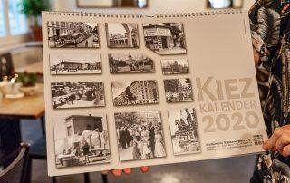Der Titel des Kiez-Kalender 2020